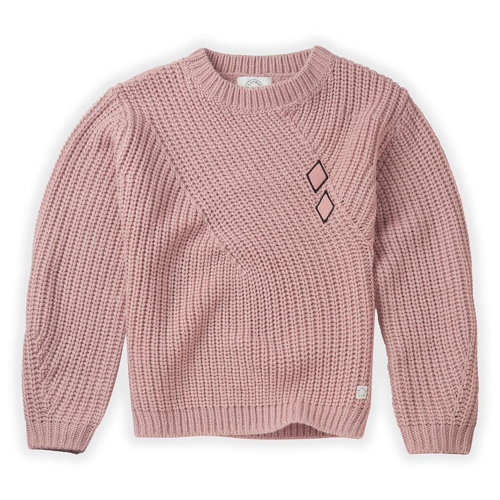 Sproet & Sprout Diamond Sweater