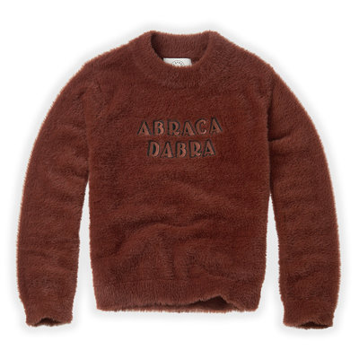 Sproet & Sprout Abracadabra fuzzy sweater
