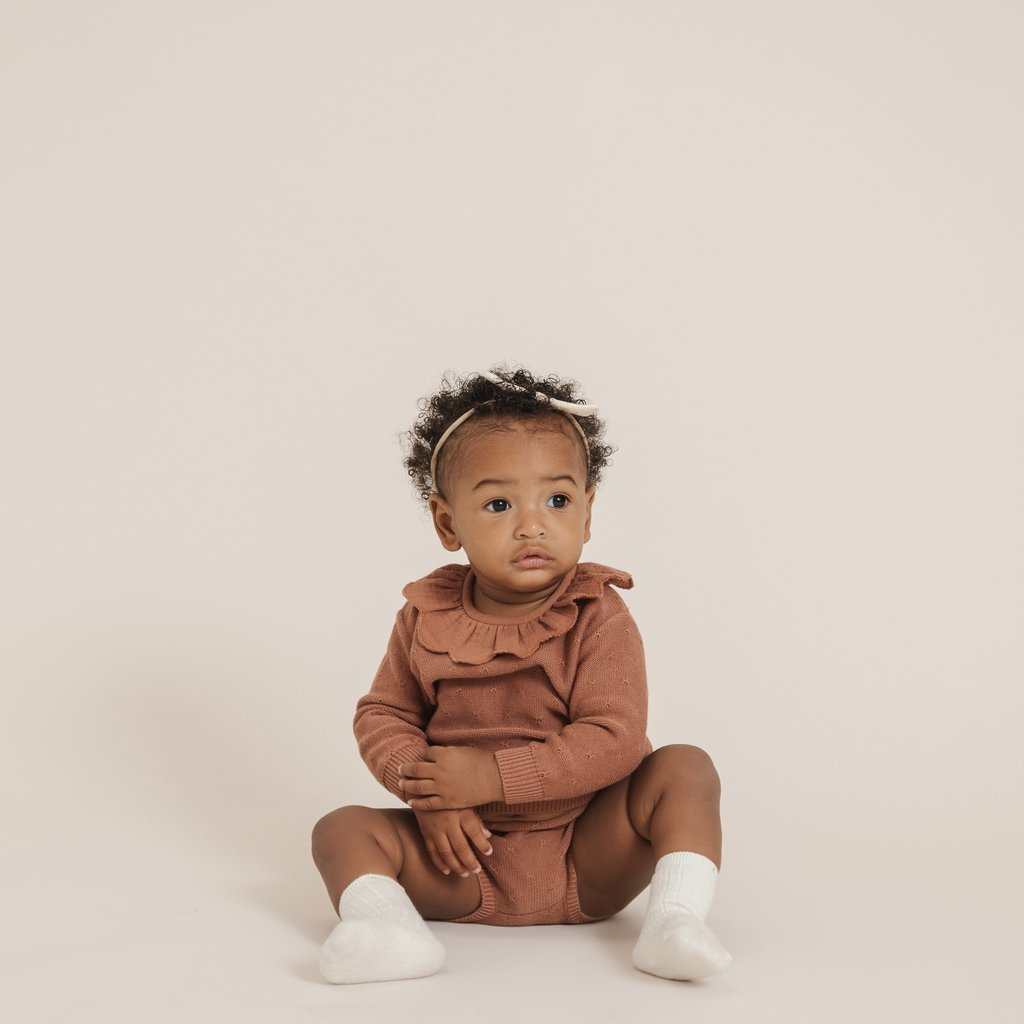 Quincy Mae Knit bloomer