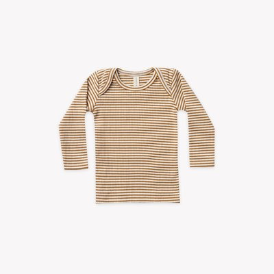 Quincy Mae Long Sleeves Lap Tee