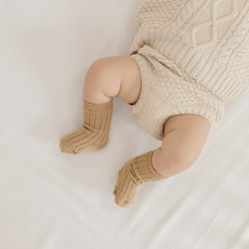 Quincy Mae Knit tie bloomer