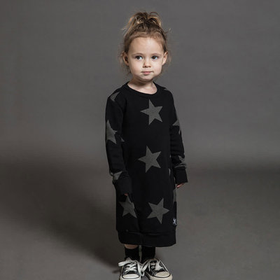 nununubaby Star A dress