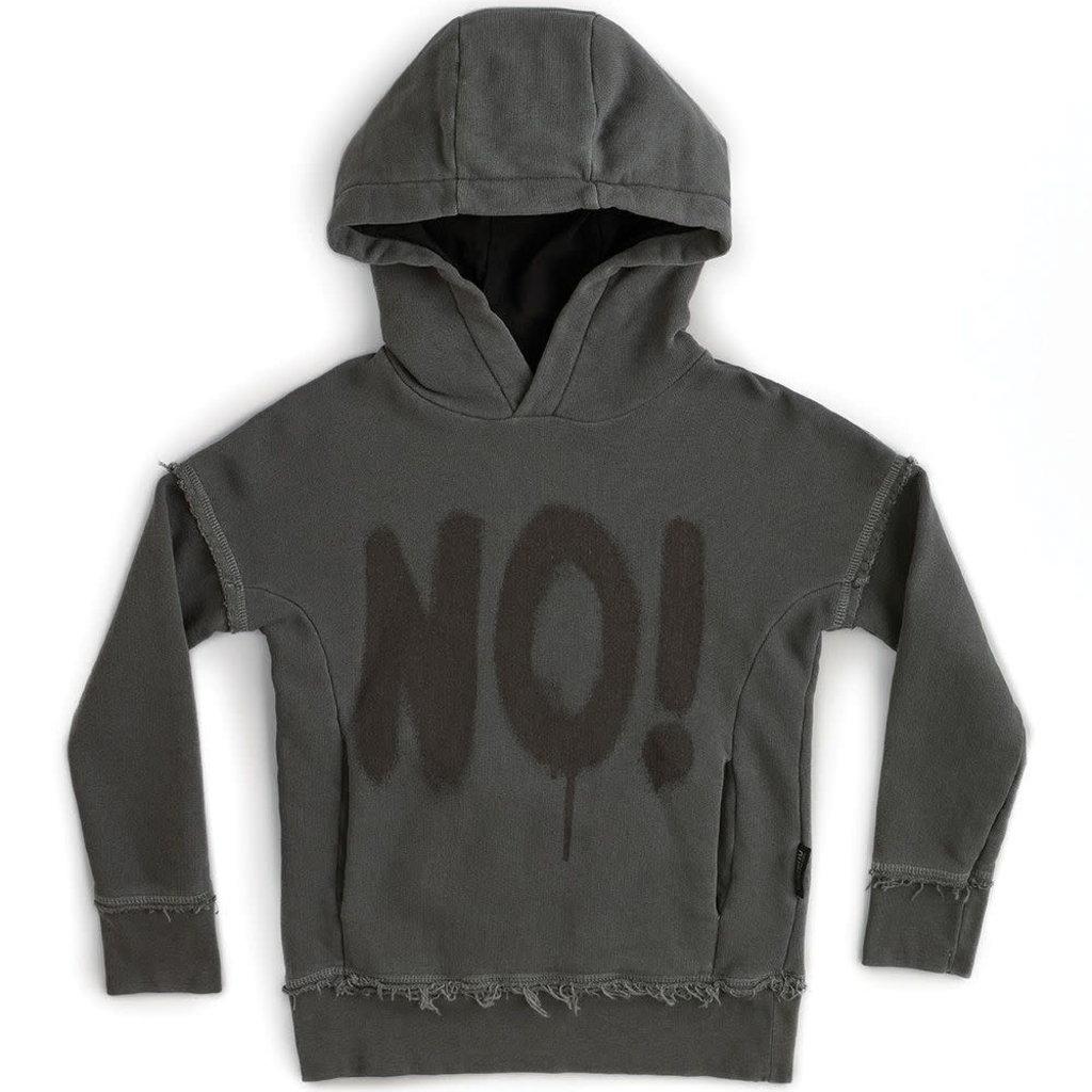 nununubaby Sprayed no hoodie