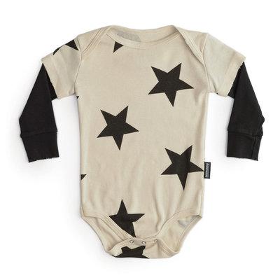 nununubaby Star Onesie