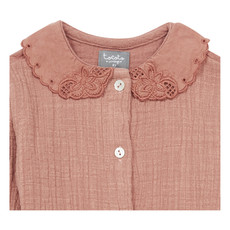 tocoto vintage Embroidered blouse