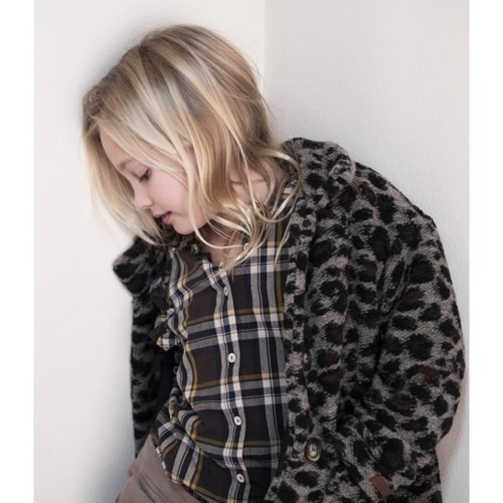 tocoto vintage Animal print Coat