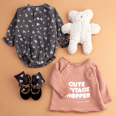 tocoto vintage Cute vintage sweatshirt