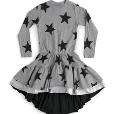 nununubaby Festive star dress
