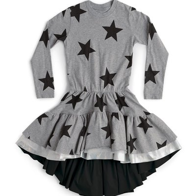 nununubaby Festive star dress