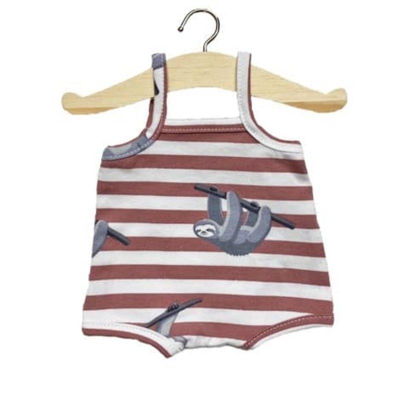 minikane Retro Stripes Swimsuit