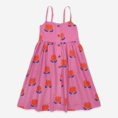 bobo choses Chocolate Flowers Dress