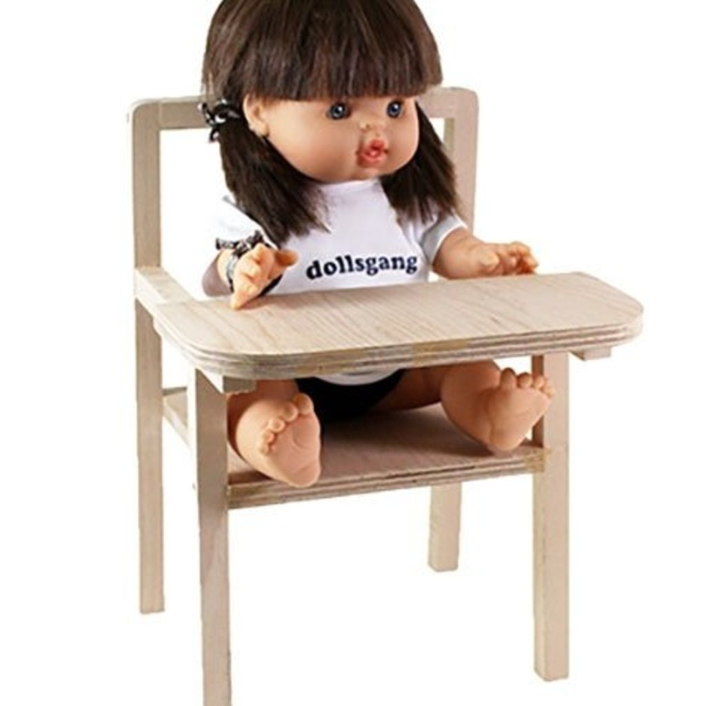 minikane Doll high chair