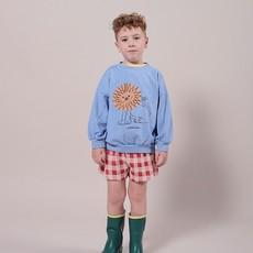 bobo choses Vichy Jersey Shorts
