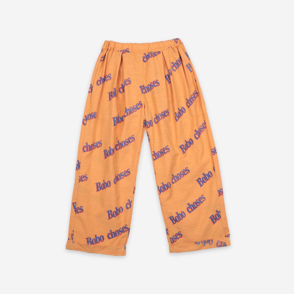 bobo choses Bobo Retro All Over Baggy Trousers