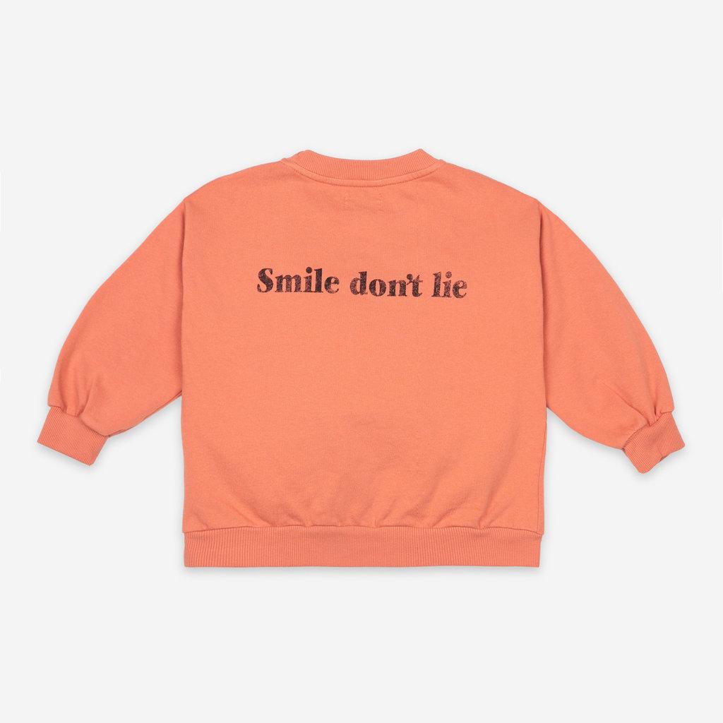 bobo choses Big Smile Sweatshirt