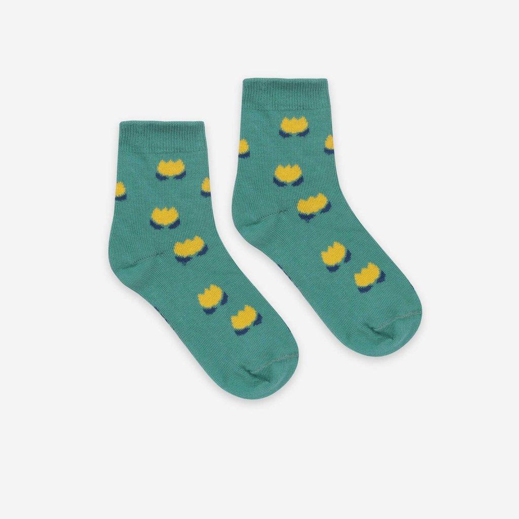 bobo choses  Flowers Shorts socks