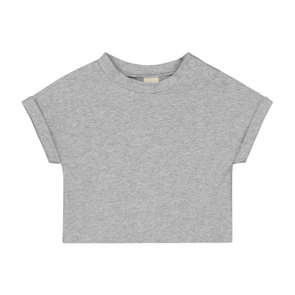 Gray Label Baby Roll up Tee
