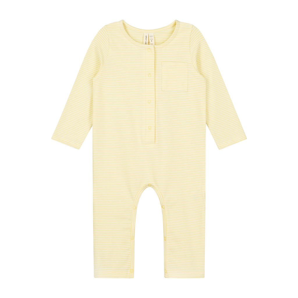 Gray Label  Baby L/S Playsuit