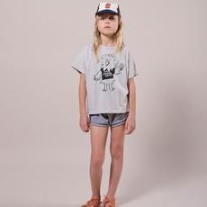 bobo choses Bird Says Yes Short Sleeve T-Shirt