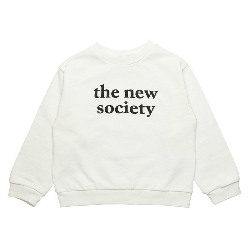 The new society basic sweatshirt