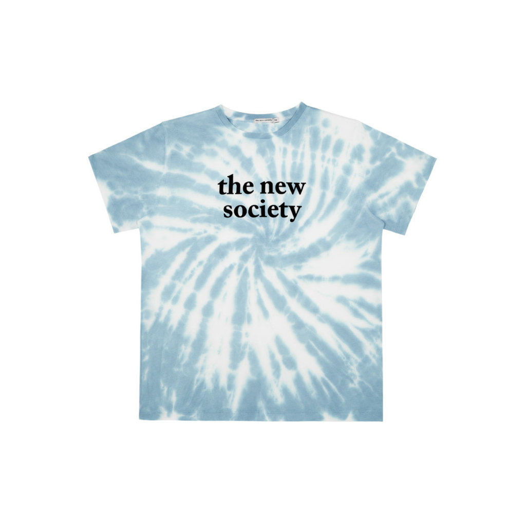 The new society Tie dyed T-Shirt