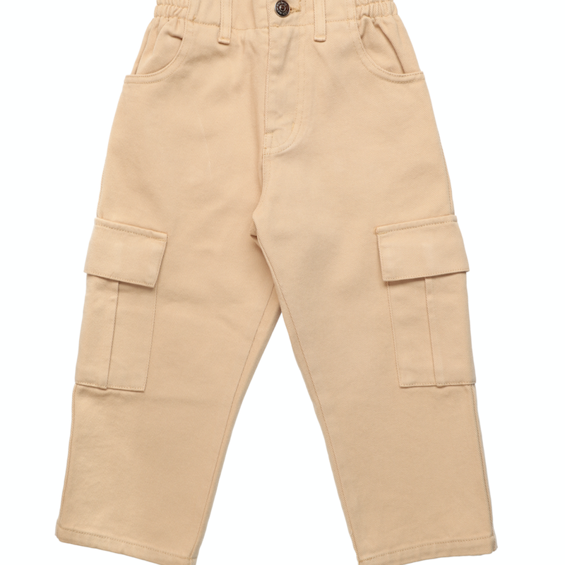 The new society Adrien pant