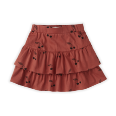 Sproet & Sprout Cherry Print Skirt