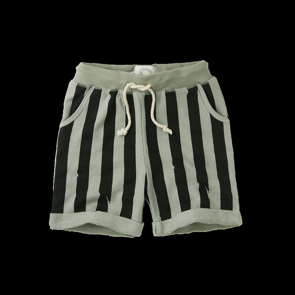 Sproet & Sprout Stripe Printed Short
