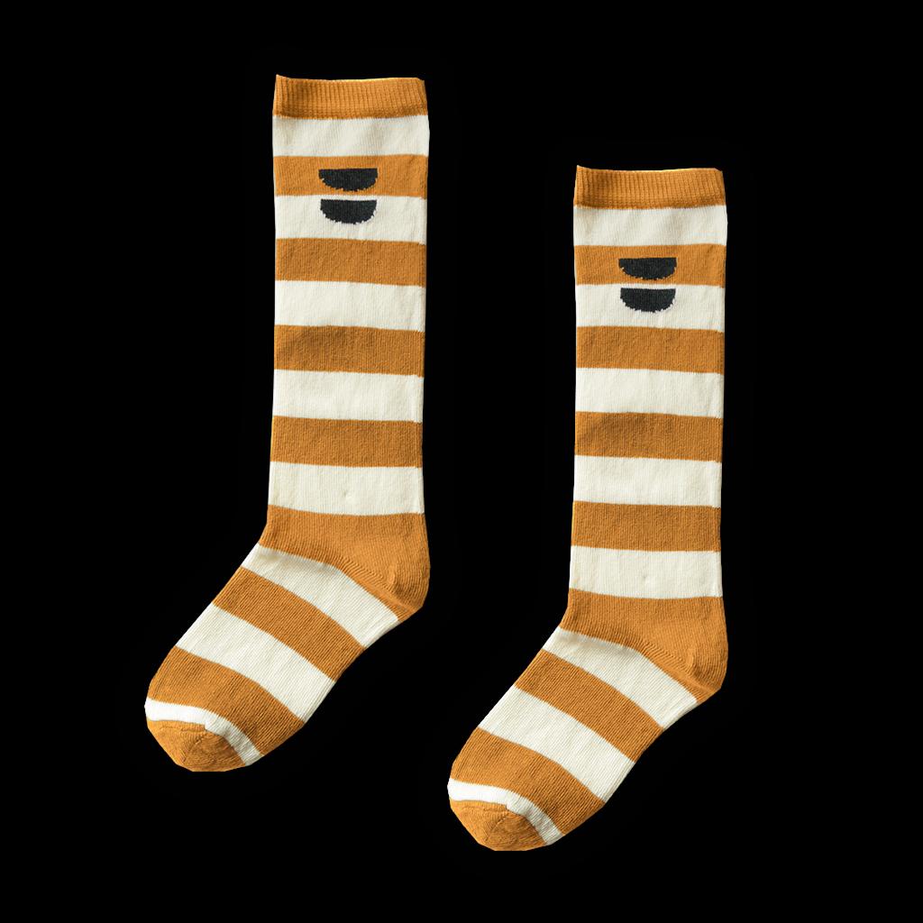 Sproet & Sprout Desert Strip high socks
