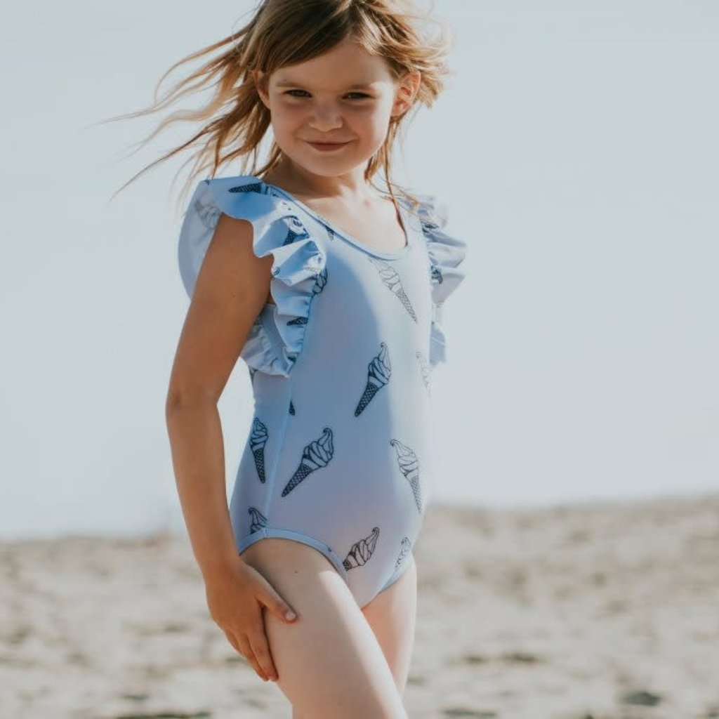 Sproet & Sprout Ice-Cream swimsuit