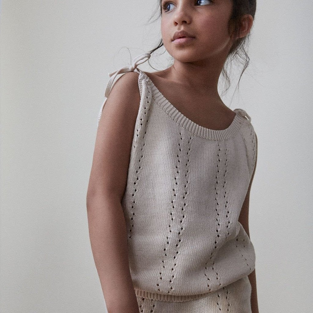 The new society Alice knit Top