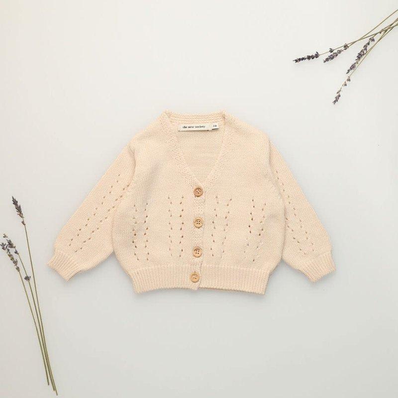 The new society Alice baby knit Jacket