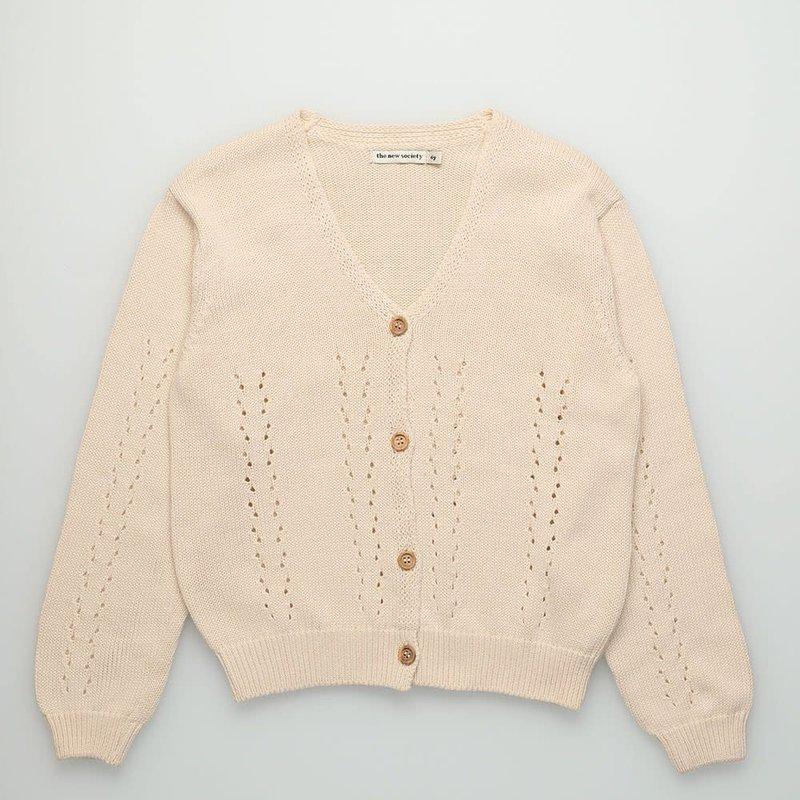 The new society Alice Knit Jacket