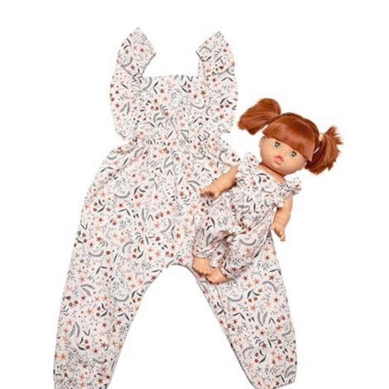 minikane MAYA cotton jumpsuit Nina