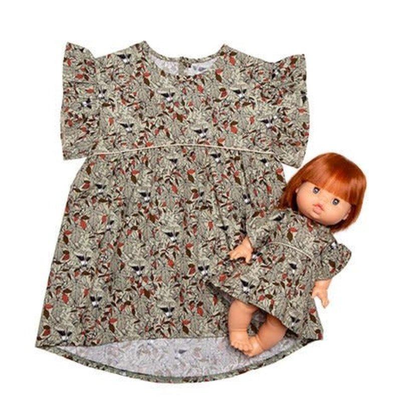 minikane DAISY cotton dress Roxy