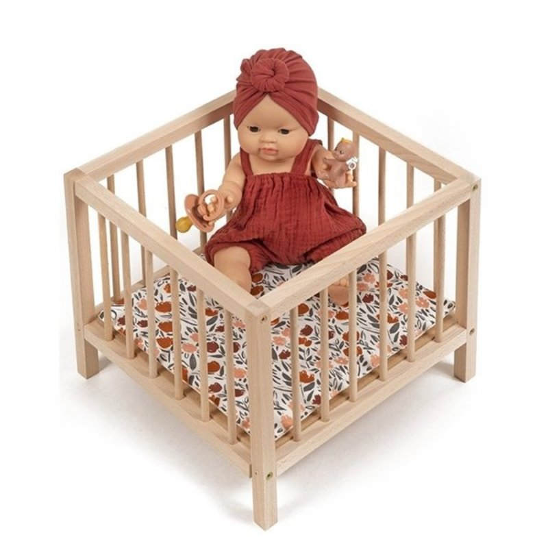 minikane Wooden doll's pack