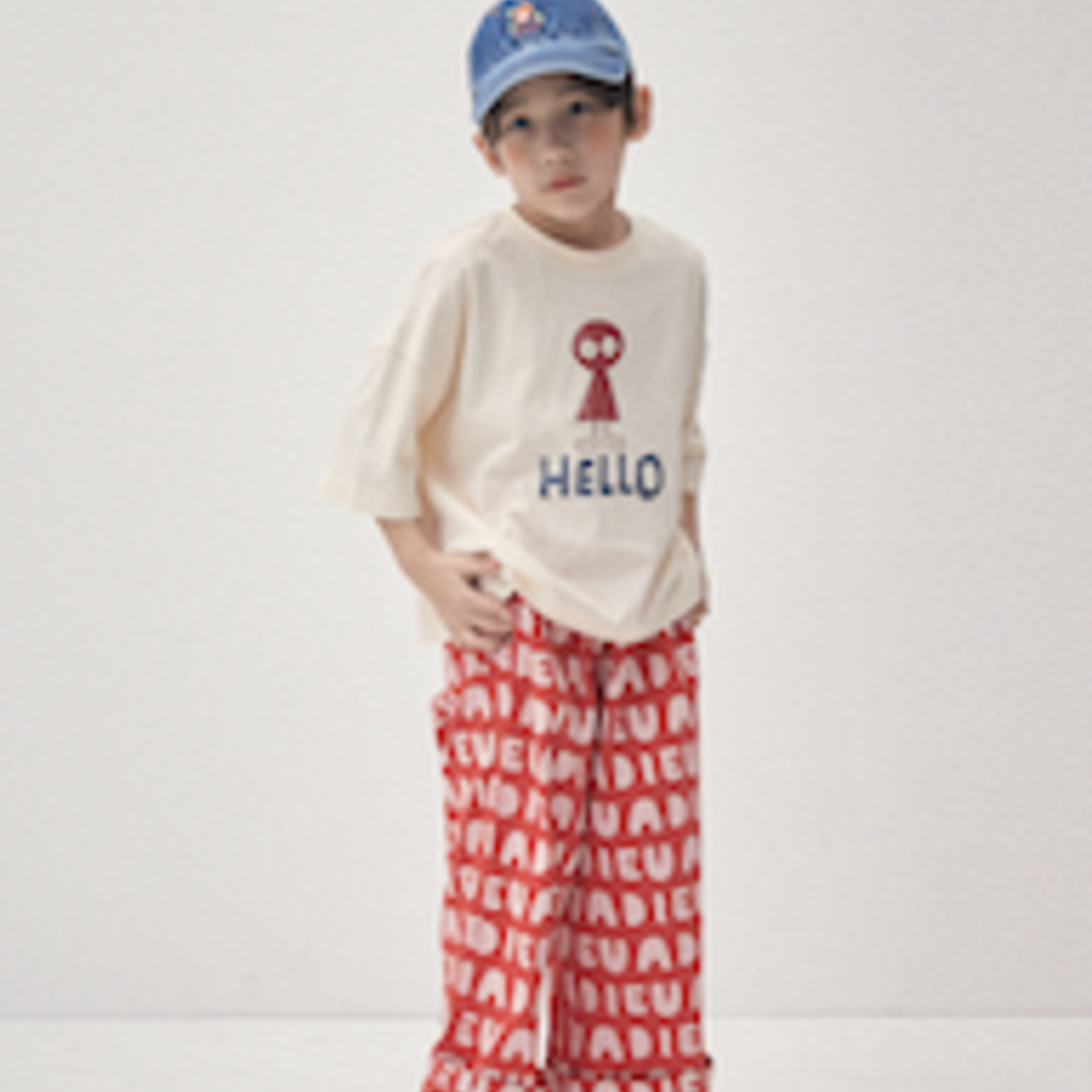 Jelly Mallow Hello Doll T-Shirt