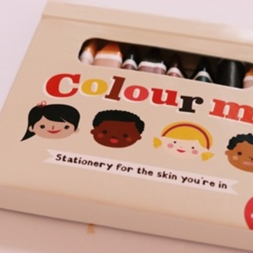 colour me Colour me crayons