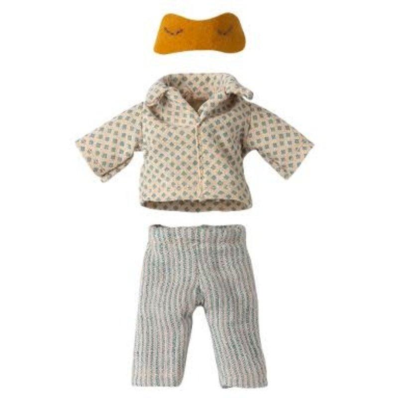 maileg Pyjamas for dad mouse