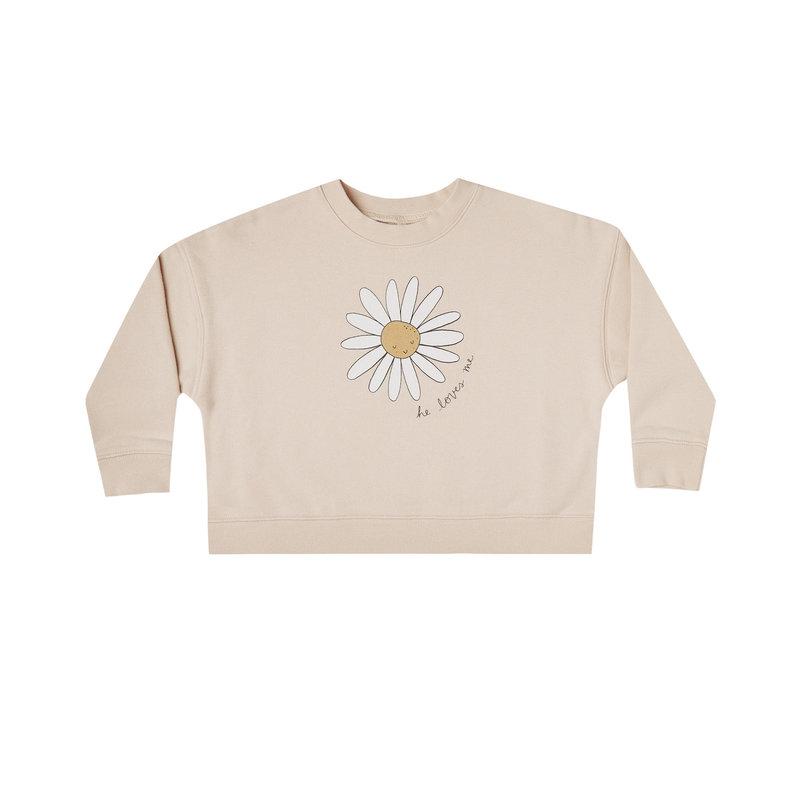 Rylee & Cru Boxy Fleece Sweatshirt