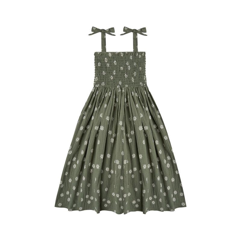 Rylee & Cru Ive Smocked Dress