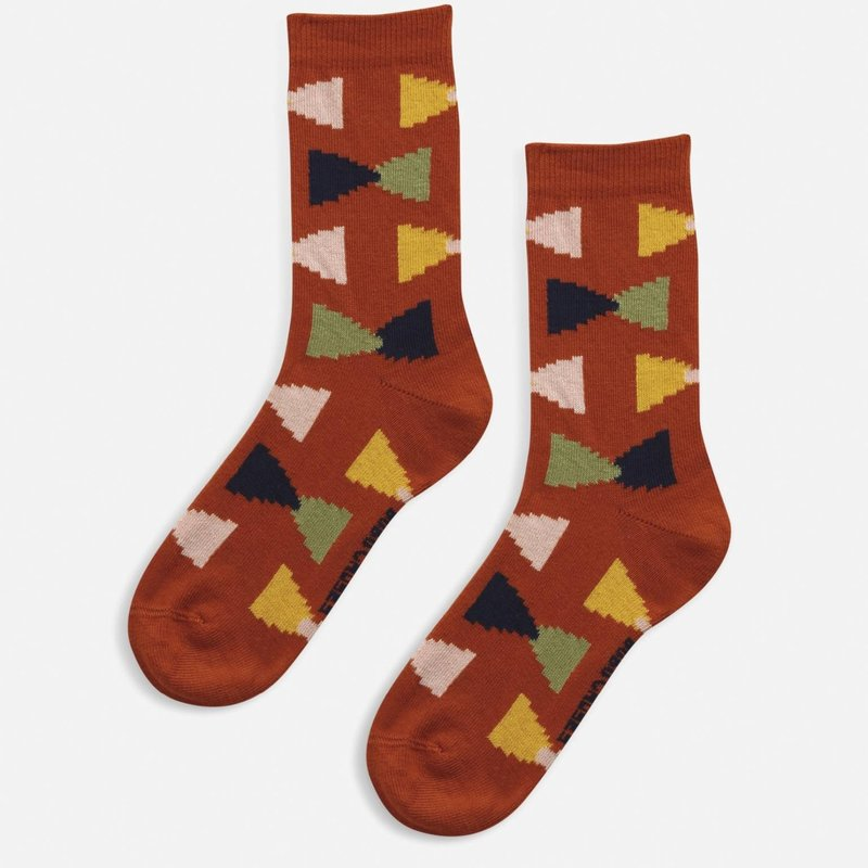 bobo choses Geometric short socks