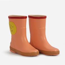 bobo choses  Yellow Faces rain boots
