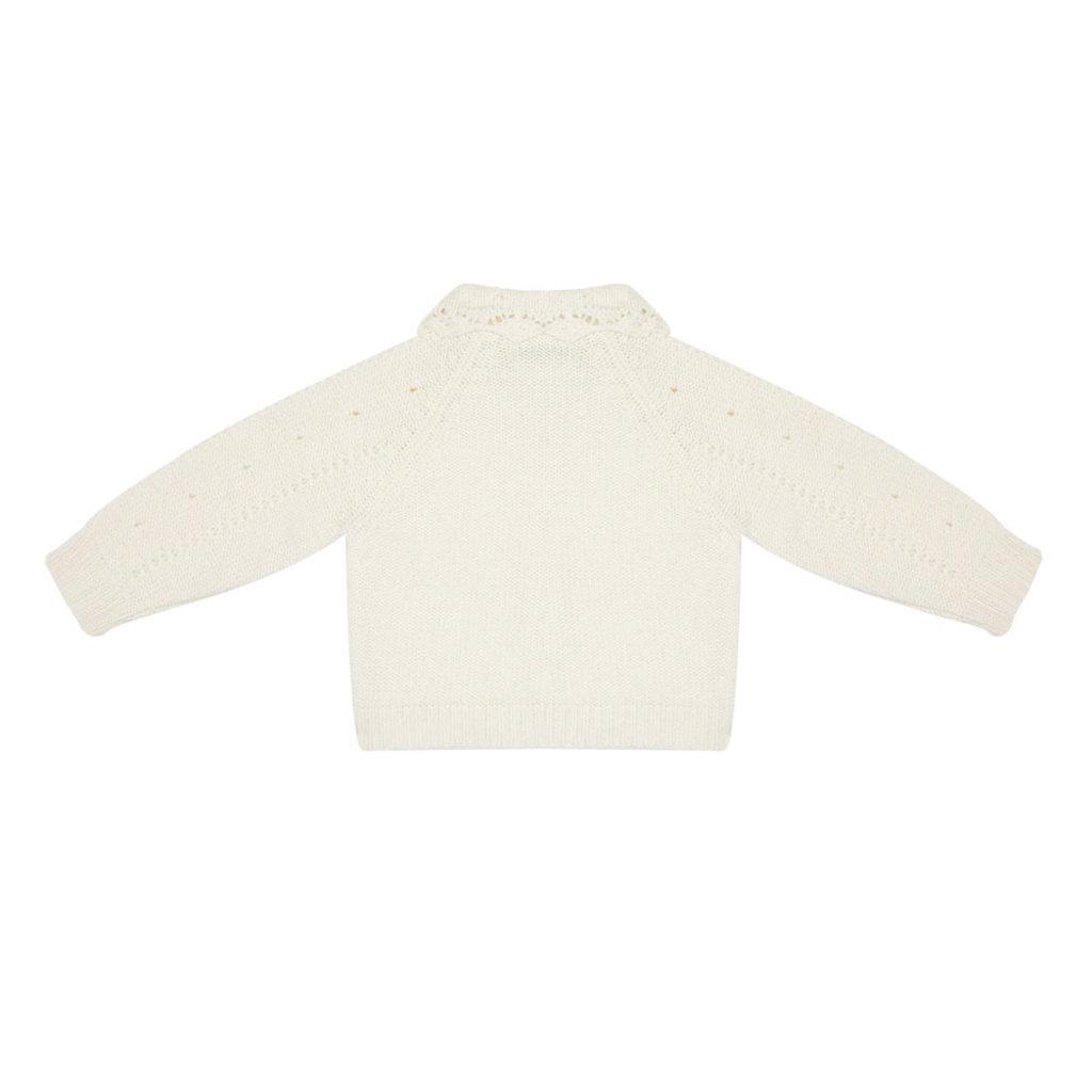 The new society Rose baby jacket