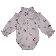 The new society Donna baby romper