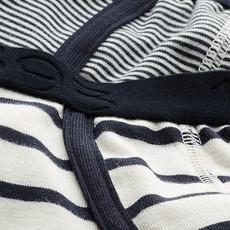 Petit Bateau Boys' Striped Organic Cotton Boxer Shorts - 2-Pack