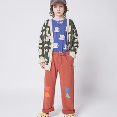 bobo choses Painting knitted cardigan