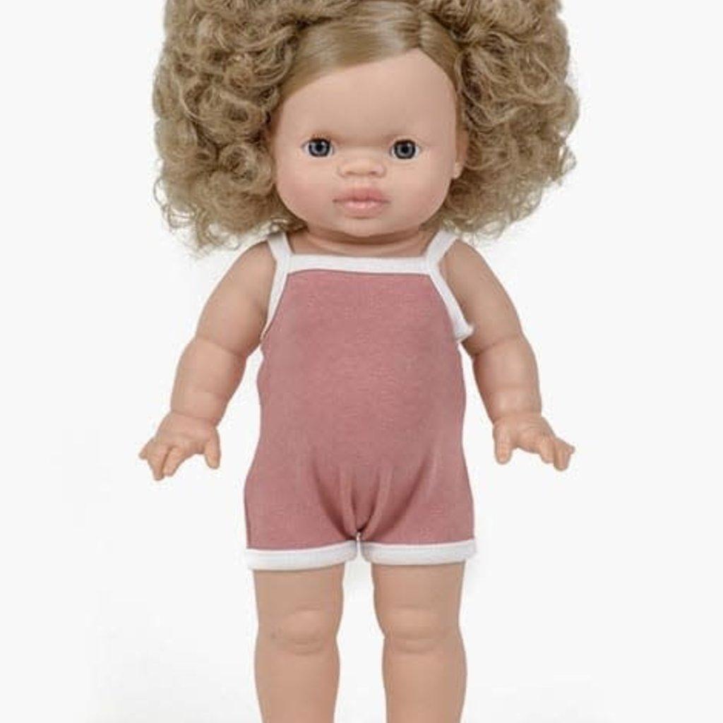 minikane Minikane Doll - Lise-Anaïs