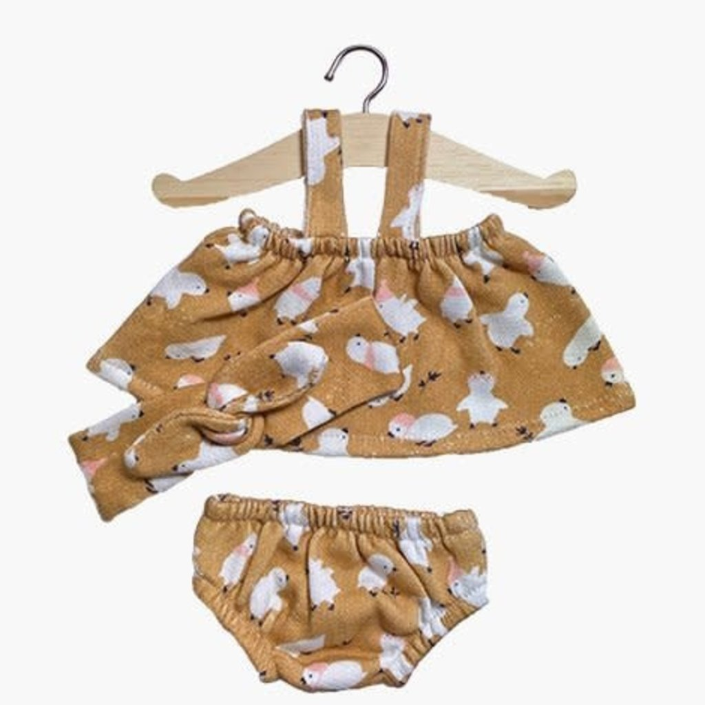 minikane Top Mila set with panties and headband