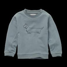 Sproet & Sprout Sausage dog sweatshirt